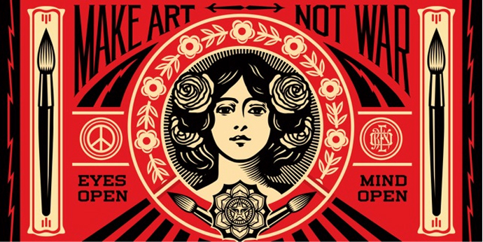 Make-Art-Not-War